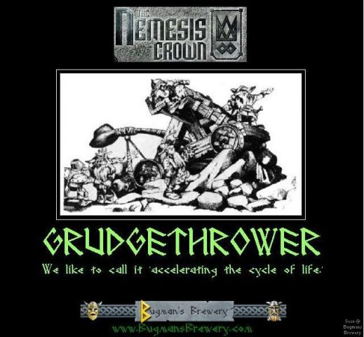 Grudgethrower: Accellerating the cycle of life...